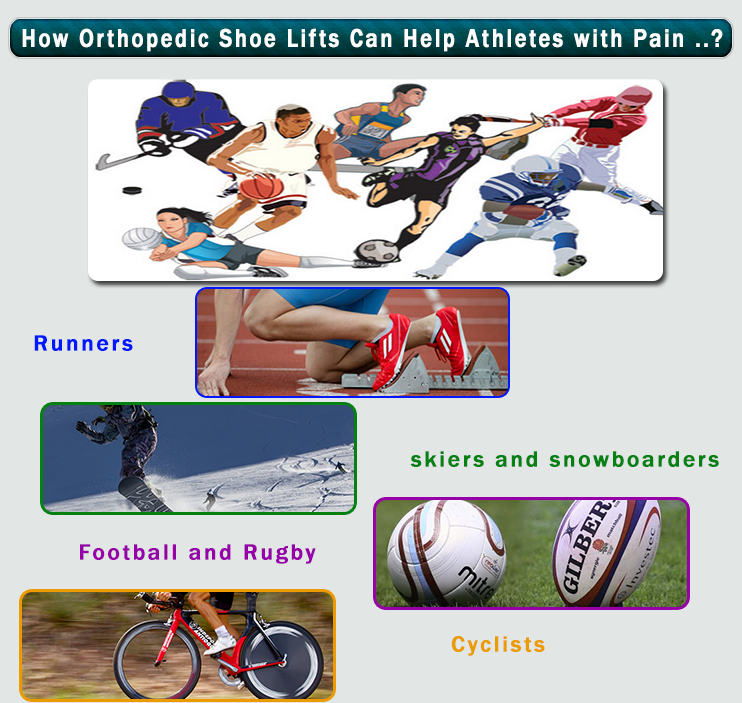 Shoe Lifts Can Help Athletes
