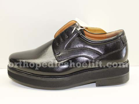 Dress Shoe Lift 1